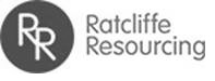 Ratcliffe Resourcing B&W logo